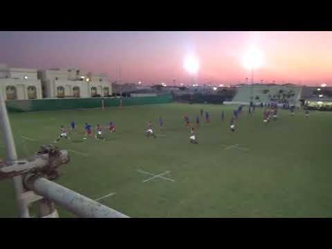 Qatar Rugby - DRFC 2 vs Blue Phoenix - 10 Nov 2017 - 1st Half Time