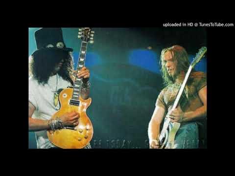 Zakk & Slash – Voodoo Child (HQ, Fair volume for both guitars)