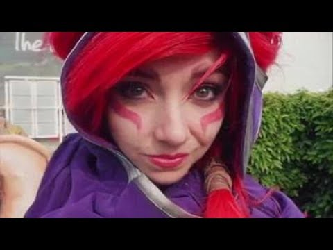 Amazing Cosplay From MCM Comic Con by Sneaky Zebra - League of Legends Cosplay #EUWEST