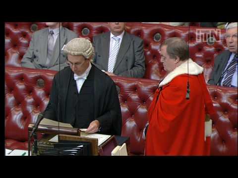 John Prescott becomes a Lord