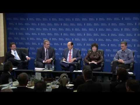 Lunch Discussion: Investing in California's Future