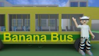 BANANA BUS! VanossGaming GTA 5 animated