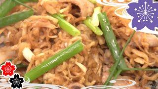 Stir-fried Poke and Kiriboshi Daikon [dried daikon strips]✿Japanese Food Recipes TV