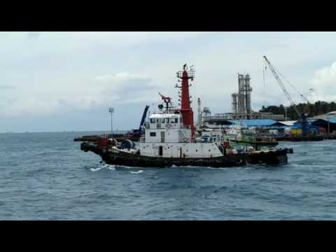 Wow...kapal Hubber Tag offshore