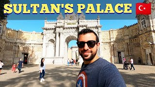 Dolmabahce Palace Tour (Dolmabahçe Sarayı) Istanbul Turkey 2020
