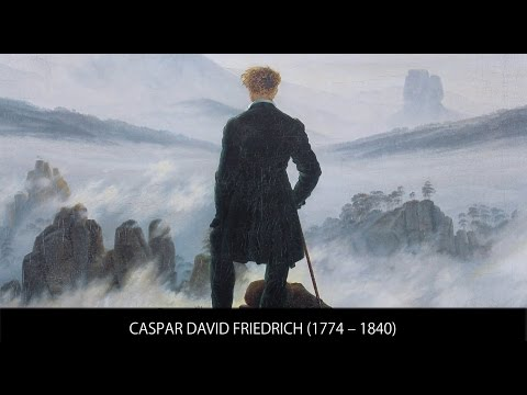 Caspar David Friedrich - Famous Painters Bios - Wiki Videos by Kinedio