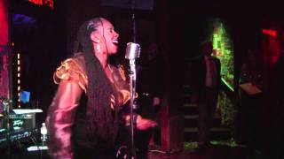 Deborah Sharpe Taylor live at the House of Blues