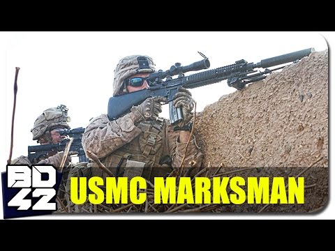 Project Reality v1.39 ► Marine Corps Marksman (Round Highlight)