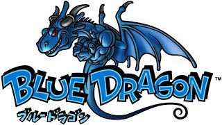 Blue Dragon Boss Fight Icefire Wolf Ghost (Impossible Mode)