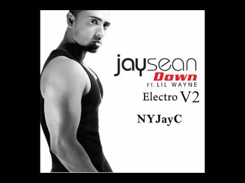 Jay Sean ft lil Wayne - Crazy Down (Electro V2)