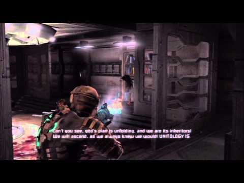 IT'S SO HOT AND STRESSFUL (Dead Space, Part Seventeen)