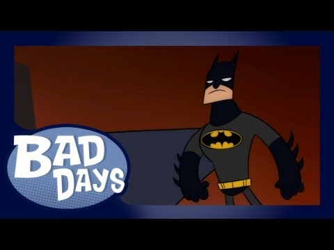 Batman - Bad Days - Episode 9 from YouTube · Duration:  2 minutes 51 seconds