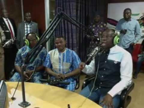 Governor Ayo Fayose Live On Fresh FM (On Demand Stream)