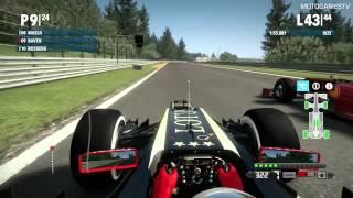 F1 2012 PC - Champions Mode - Kimi Raikkonen