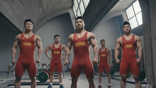 Chinese Olympic Weightlifting Training Compilation #2