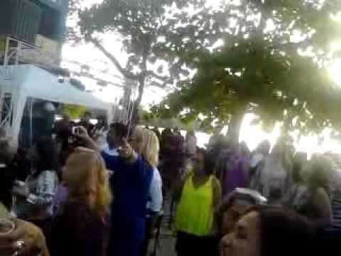 CARNAVAL 2014  BANDA DO LIDO - COPACABANA COM O GRANDIOSO ´´BOLA PRETA``