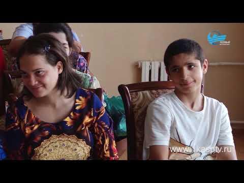 Представители дагестанского регионального отделения фонда мира побывали в каспийском детском доме с благотворительной акцией «Детям в радость!»