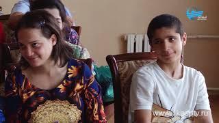 Представители дагестанского регионального отделения фонда мира побывали в каспийском детском доме с
