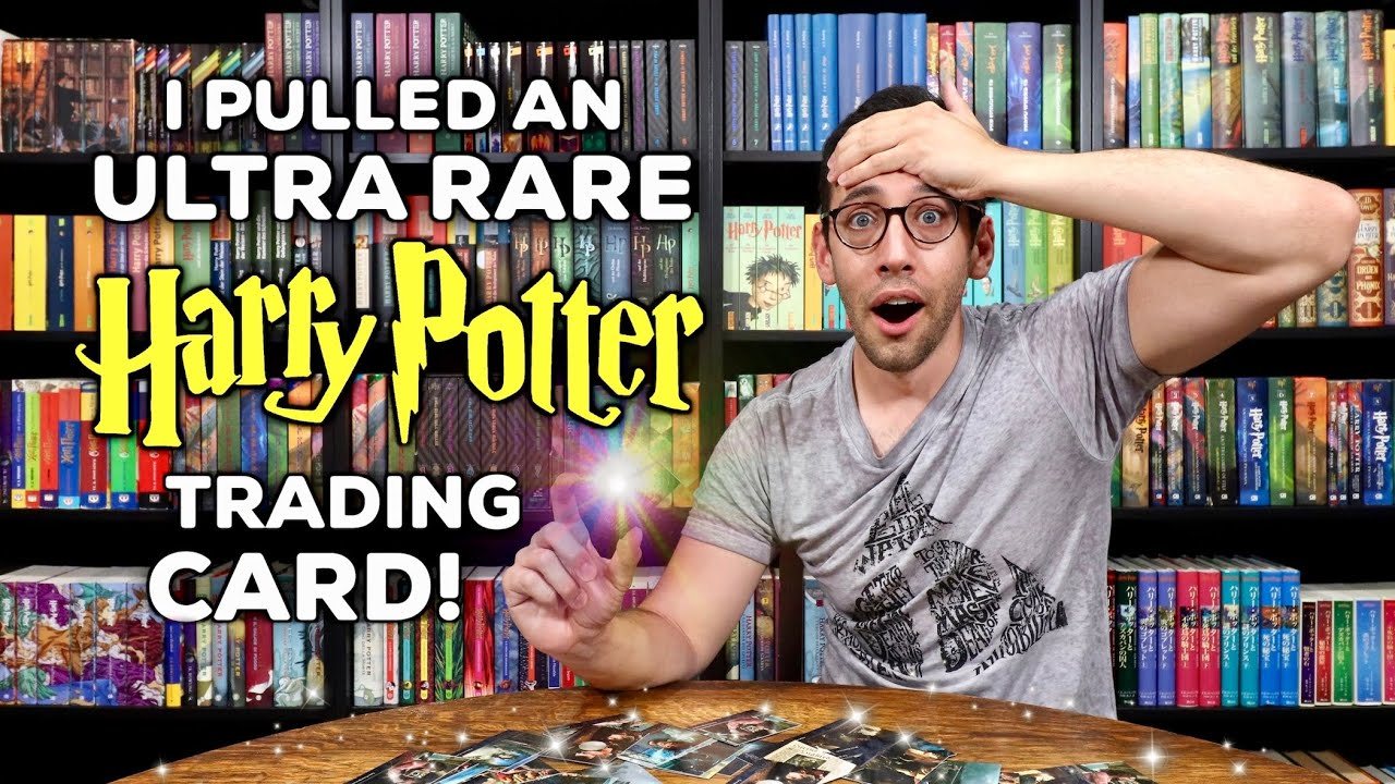 Opening An ENTIRE Harry Potter Trading Card BOX | Rare Prisoner of Azkaban Update Set by Artbox