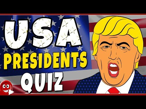 US Presidents Quiz  | How well do you know U.S. Presidents?