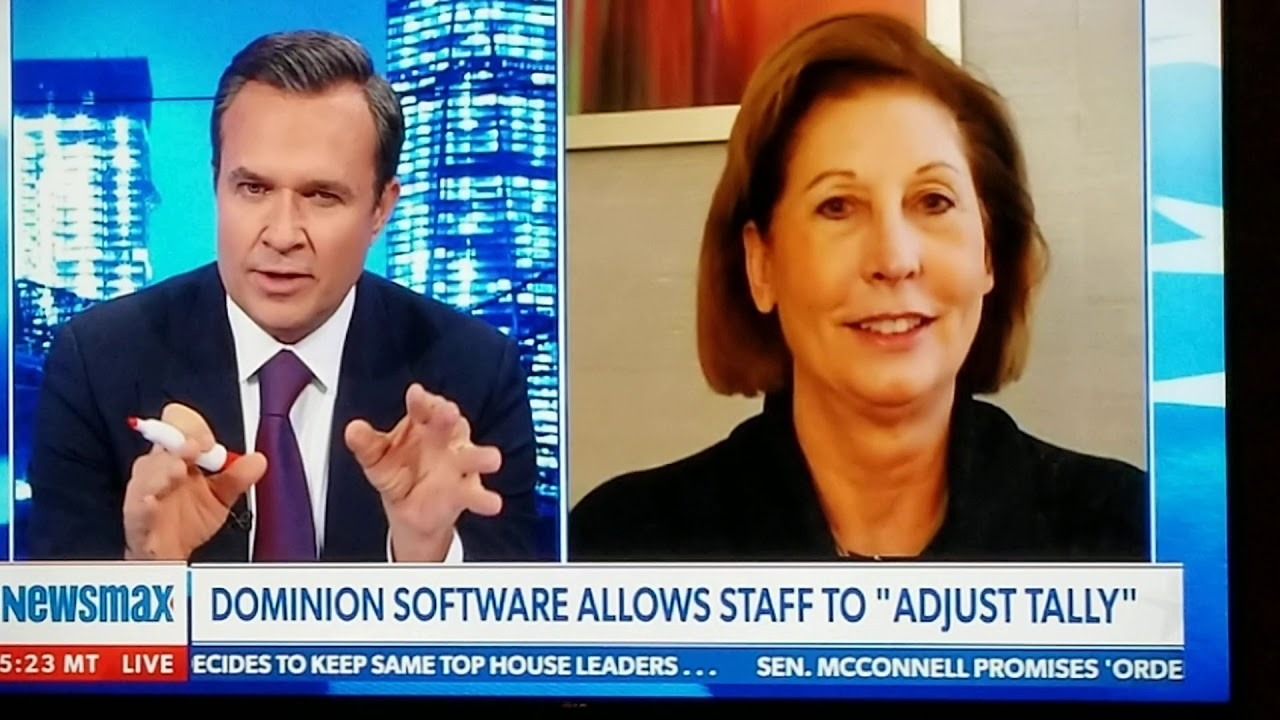 "Dominion Election Software Used Around U.S. Allows Staff To ""Adjust Tally"" [VIDEO]"