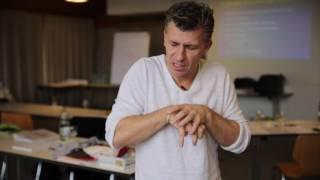 Osteopathie: Diaphragma Listenig - Jesse de Groodt D.O.