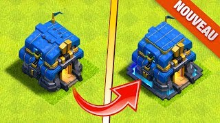 NOUVEAU HDV 12 EN VIDEO ! Clash of Clans Officiel Mise a jour TH 12 UPDATE