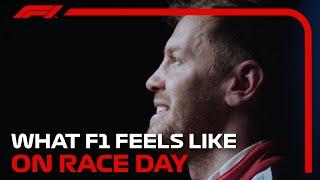 What It Feels Like To... Start An F1 Race