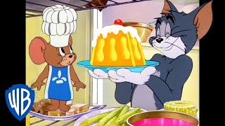 Tom & Jerry | Are You Hungry? ???????????? | Classic Cartoon Compilation | WB Kids