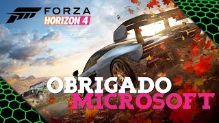 FORZA HORIZON 4 - O VERDADEIRO JOGO DE CORRIDA!!! #5