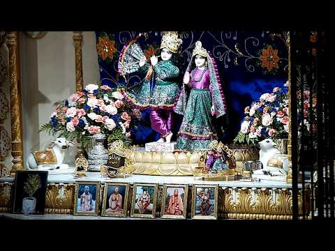 ISKCON SanDiego: Mangal Arati on 6/2/2017