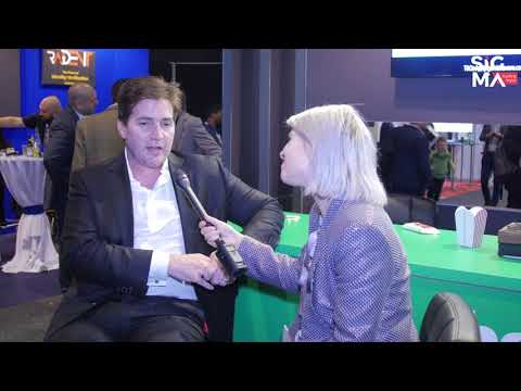 Dr Craig Wright talks to SiGMA TV