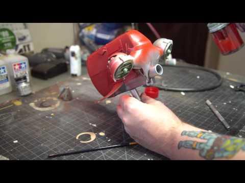 """""""Hot Rod Sky Racer"""" scratch build"""