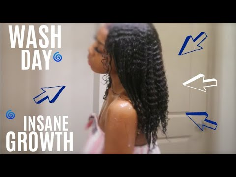 WASH DAY ROUTINE 2019 😻🌀  EXTREMELY AFFORDABLE