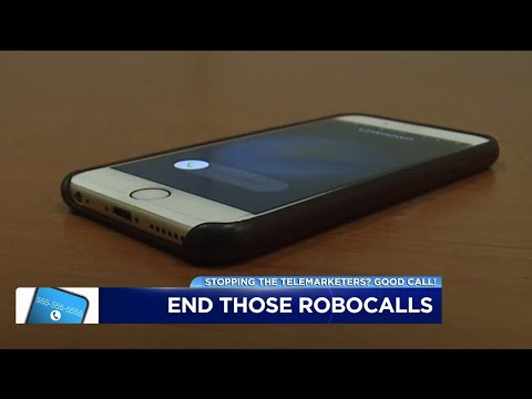 DC - Here's How To Make Robocalls Stop For Good