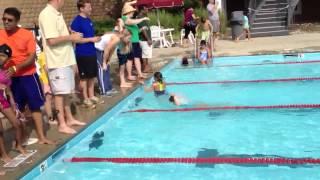 Breckenridge swim club 2013