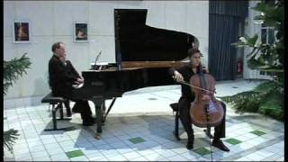 Sergei Rachmaninoff: Vocalise Op. 34 No. 14 for Cello and Piano