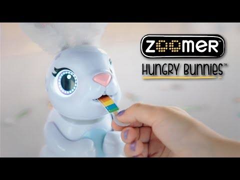 Zoomer | Hungry Bunnies | TV Commercial