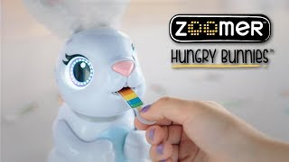 zoomer hungry bunnies tv commercial