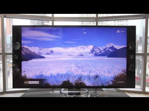 """65"""" Sony 4K Ultra HD TV Unboxing by Unbox Therapy"""