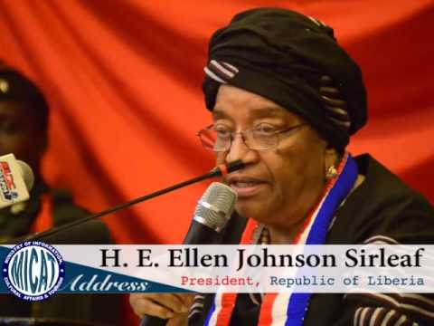 A CALL TO ACTION: Pres. Sirleaf Addresses the Nation