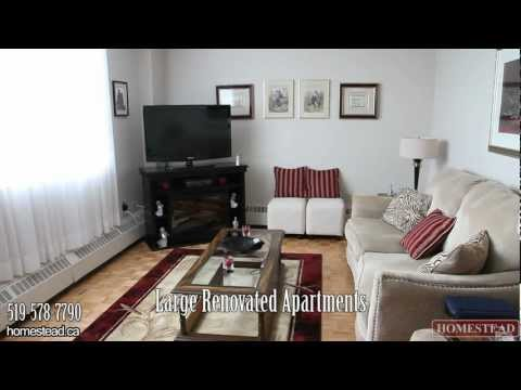 Kitchener Apartments for Rent - Queen Margaret Place II - 100 Queen Street North