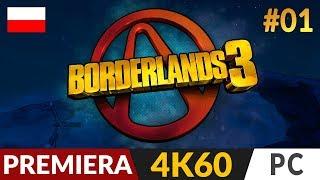 Borderlands 3 PL  #1 (odc.1)  Powrót klasyka | Gameplay po polsku