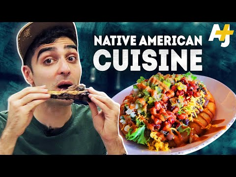 Why You MUST Try Native American Cuisine | AJ+