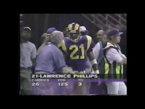 NFL Primetime: 1997 Week 1 (ESPN August 31st, 1997)