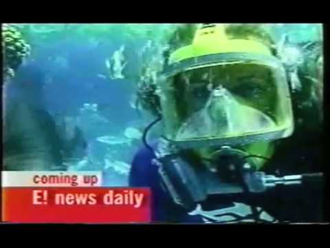 E! Sea World Discovery Cove Special Hosted By Supermodel Frederique van der Wal