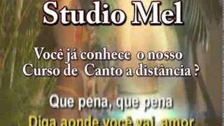 Karaokê Cai Fora Babado Novo - Aulas de Canto