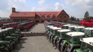 Korbanek - Sprzedaż maszyn rolniczych, części, serwis gwarancyjny i pogwarancyjny
