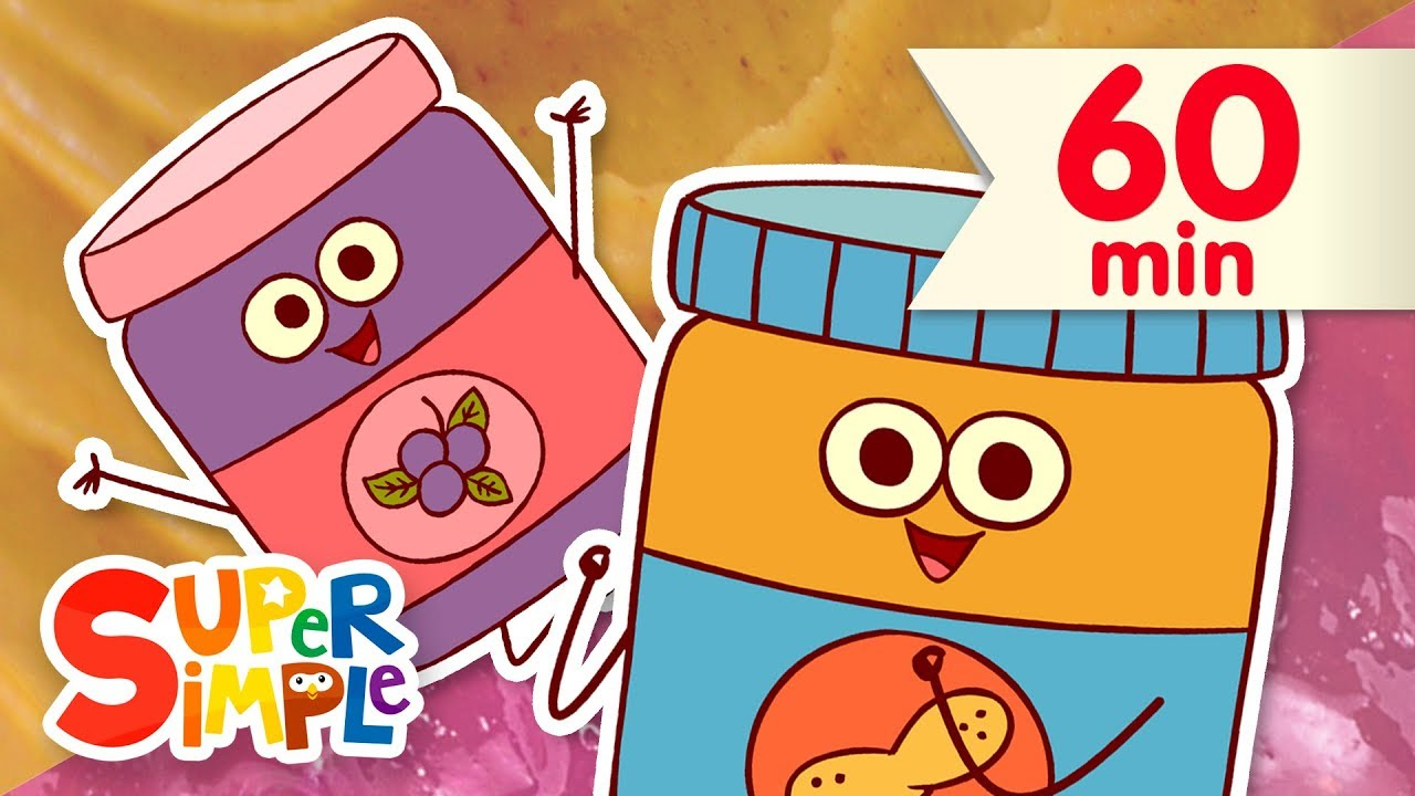 Download Peanut Butter & Jelly   + More Kids Songs   Super Simple Songs