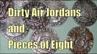 Dirty Air Jordans and Pieces of Eight A Story Of Storage Auction Success